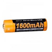 Аккумулятор 14500 Fenix ARB-L14-1600U (1600 mAh)