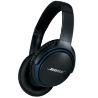 Акустика BOSE SOUNDLINK AROUND-EAR WIRELESS HEADPHONES II BLACK (741158-0010)