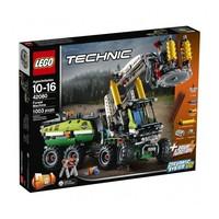 Авто-конструктор/Классический конструктор LEGO Technic Лесозаготовительная машина (42080)