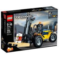Авто-конструктор/Классический конструктор LEGO Technic Сверхмощный вилочный погрузчик (42079)