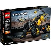 Авто-конструктор/Классический конструктор LEGO Technic VOLVO колёсный погрузчик ZEUX (42081)