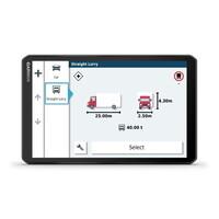 Автонавигатор Garmin Dezl LGV 800 Live Traffic