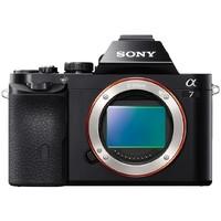 Беззеркальный фотоаппарат Sony Alpha A7 body