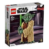 Блочный конструктор LEGO Star Wars Йода (75255)