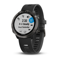 Часы Garmin Forerunner 645 Music Black with Slate Hardware