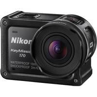 Экшн-камера Nikon KeyMission 170 4K