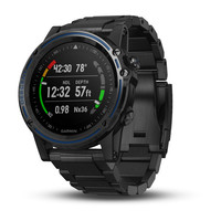 Garmin Descent™ Mk1 Gray Sapphire with DLC Titanium Band