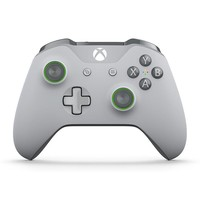 Геймпад Microsoft Xbox One S Wireless Controller Grey/Green