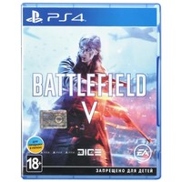 Игра для PlayStation 4 Battlefield V PS4