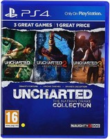 Игра для PS4 Uncharted: The Nathan Drake Collection (PS4)