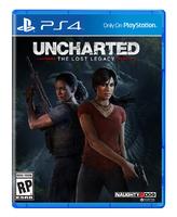 Игра для PS4 Uncharted: Утраченное наследие PS4
