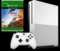 Игровая приставка Microsoft Xbox One S 1TB + Игра Forza Horizon 4