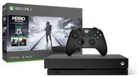 Игровая приставка Microsoft Xbox One X 1TB + Metro Exodus