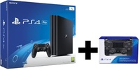 Игровая приставка Sony PlayStation 4 Pro (PS4 Pro) 1TB Black + DualShock 4