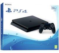 Игровая приставка Sony PlayStation 4 Slim (PS4 Slim) 500GB Black
