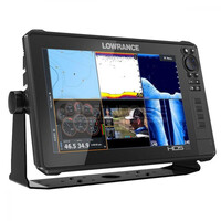 Картплоттер Lowrance HDS-12 LIVE with Active Imaging 3-in-1