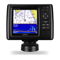 Картплоттер(GPS)-эхолот Garmin echoMAP CHIRP 54dv (010-01568-00)
