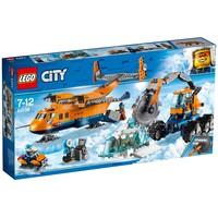 Классический конструктор LEGO Арктический грузовой самолёт (60196)