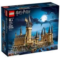 Классический конструктор LEGO Harry Potter Замок Хогвардс (71043)