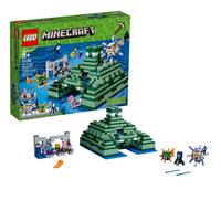 Классический конструктор LEGO MINECRAFT Подводный храм (21136)