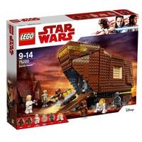 Классический конструктор LEGO Star Wars Песчаный краулер (75220)