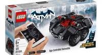 Классический конструктор LEGO Super Heroes Бэтмобиль с дистанционным управлением (76112)