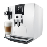 Кофемашина автоматическая Jura J6 Piano White