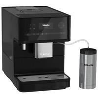 Кофемашина автоматическая Miele CM 6350 Obsidian Black