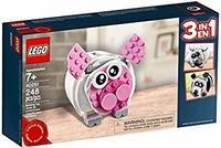 Конструктор LEGO Creator: Mini Piggy Bank Копилка мини-поросенок 3в1 (40251)
