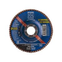 Круг шлифовальный Pferd POLIFAN PFC 125 Z60 Z-BOX STEEL+INOX