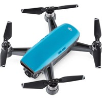 Квадрокоптер DJI Spark Sky Blue Fly More Combo
