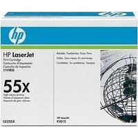 Лазерный картридж HP CE255X