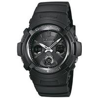 Мужские часы Casio G-Shock AWG-M100B-1AER