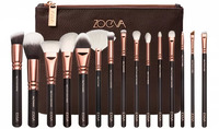 Набор кистей для макияжа ZOEVA Rose Golden Complete Set Vol.1 15 brushes