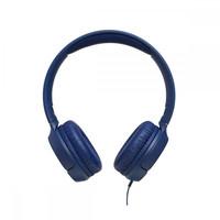 Наушники с микрофоном JBL T500 Blue (JBLT500BLU)