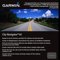 Обновление карты России «City Navigator Russia NT»
