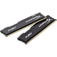 Память Kingston 32 GB (2x16GB) DDR4 2133 MHz HyperX Fury Black (HX421C14FBK2/32)
