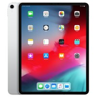 Планшет Apple iPad Pro 12.9 2018 Wi-Fi + Cellular 64GB Silver (MTHP2, MTHU2)