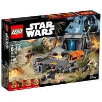 Пластиковый конструктор LEGO Star Wars Битва на Скарифе (75171)