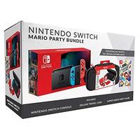 Портативная игровая приставка Nintendo Switch Gray + Super Mario (Mario Party Bundle)