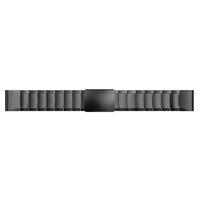 Ремешок на запястье для Garmin Fenix 5x/6x Watch Bands Slate Gray Stainless Steel