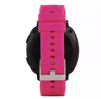 Ремешок на запястье для Garmin Forerunner 645, Forerunner 645 Music Rose Red