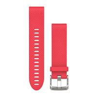Ремешок на запястье для Garmin QuickFit™ 20 Watch Bands Azalea Pink Silicone