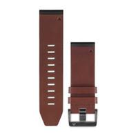Ремешок на запястье для Garmin QuickFit™ 26 Watch Bands Brown Leather