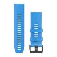Ремешок на запястье для Garmin QuickFit™ 26 Watch Bands Cyan Blue Silicone