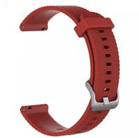 Ремешок на запястье для Suunto 3 Fitness красный