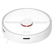 Робот-пылесос с влажной уборкой RoboRock Vacuum Cleaner S6 Pure White (S602-00)
