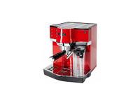 Рожковая кофеварка эспрессо Delonghi DeLonghi EC 860 R