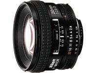 Широкоугольный объектив Nikon AF Nikkor 20mm f/2.8D
