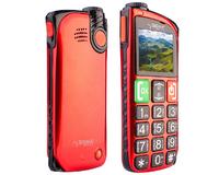 Sigma mobile Comfort 50 LIGHT Dual SIM Red